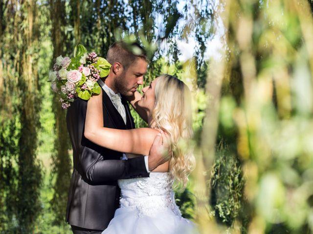 Le mariage de Damien et Cécilia à Blodelsheim, Haut Rhin 2
