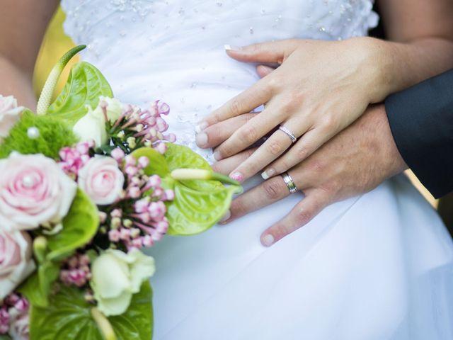 Le mariage de Damien et Cécilia à Blodelsheim, Haut Rhin 36