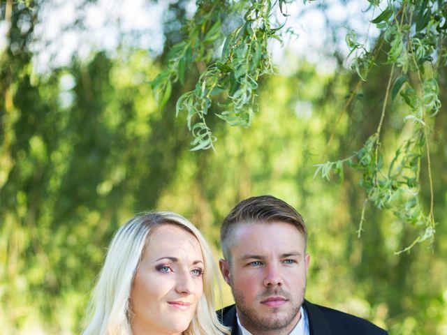 Le mariage de Damien et Cécilia à Blodelsheim, Haut Rhin 31