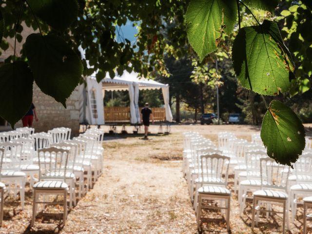 Le mariage de Paul et Maud à Villebois, Ain 3