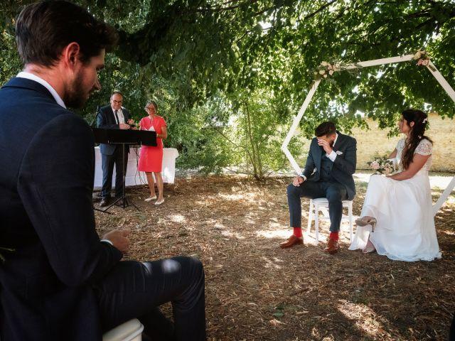 Le mariage de Paul et Maud à Villebois, Ain 30