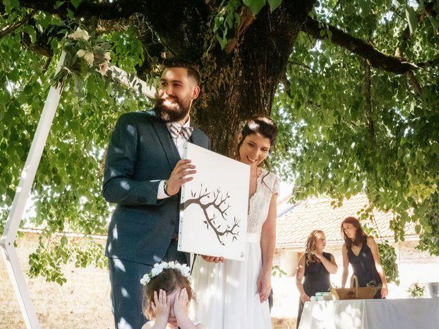 Le mariage de Paul et Maud à Villebois, Ain 32