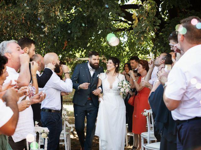 Le mariage de Paul et Maud à Villebois, Ain 33