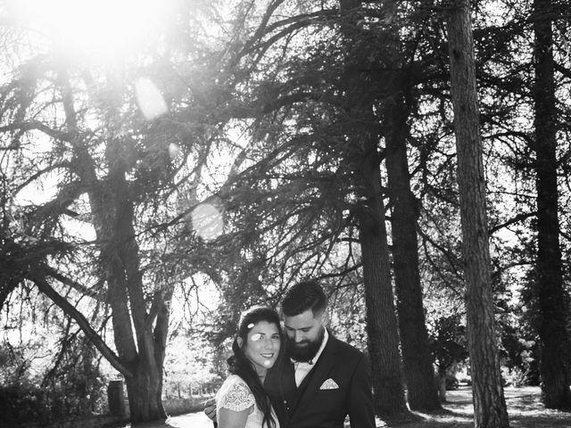 Le mariage de Paul et Maud à Villebois, Ain 34