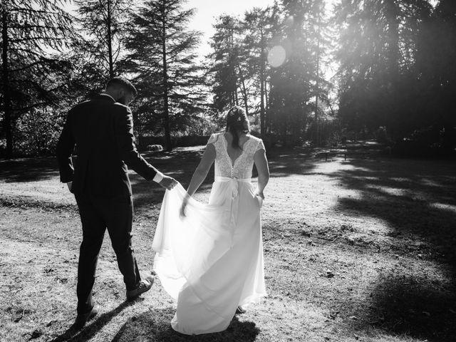 Le mariage de Paul et Maud à Villebois, Ain 38