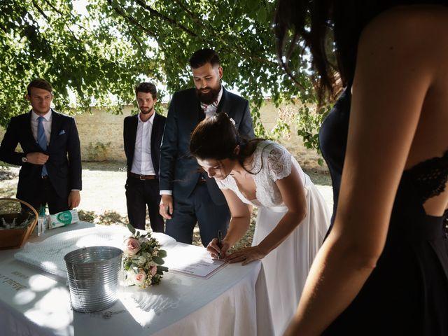 Le mariage de Paul et Maud à Villebois, Ain 63