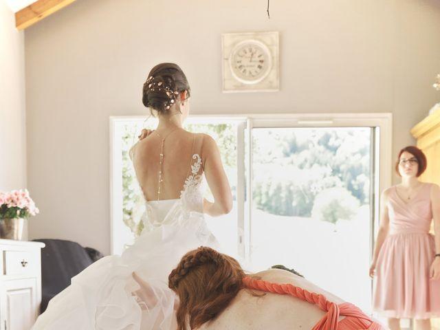 Le mariage de Jérémy et Elise à Draillant, Haute-Savoie 12
