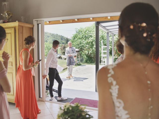 Le mariage de Jérémy et Elise à Draillant, Haute-Savoie 18