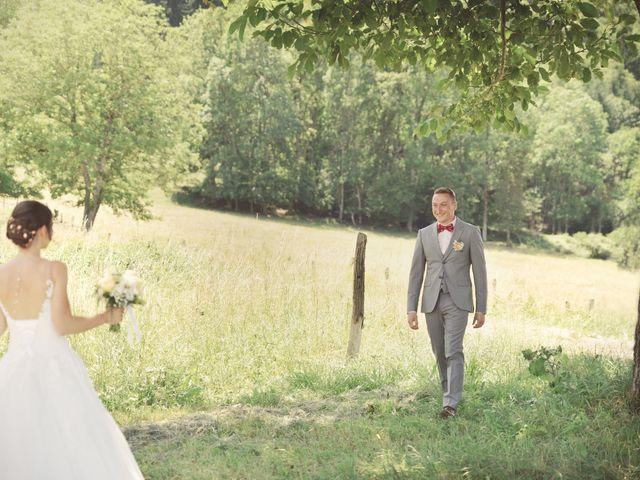 Le mariage de Jérémy et Elise à Draillant, Haute-Savoie 19