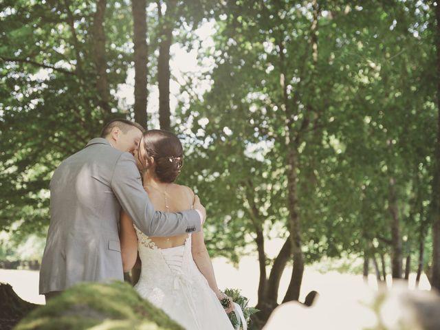Le mariage de Jérémy et Elise à Draillant, Haute-Savoie 21