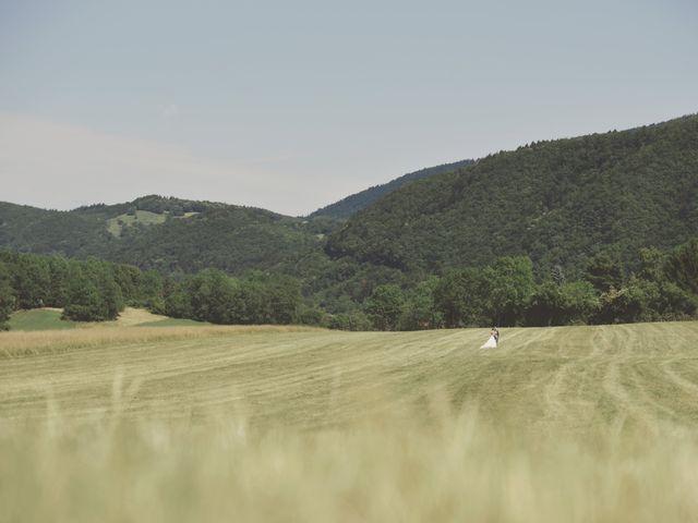 Le mariage de Jérémy et Elise à Draillant, Haute-Savoie 24
