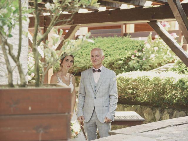 Le mariage de Jérémy et Elise à Draillant, Haute-Savoie 27