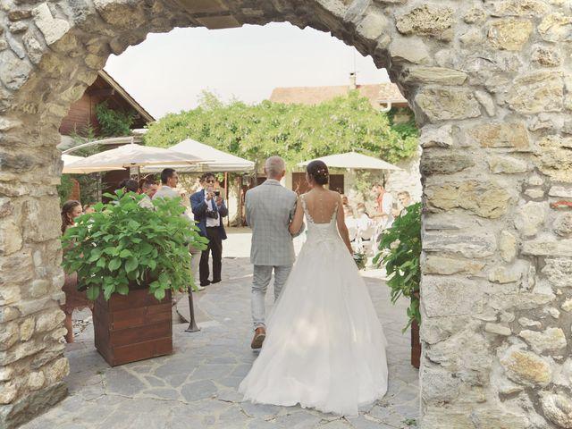 Le mariage de Jérémy et Elise à Draillant, Haute-Savoie 28