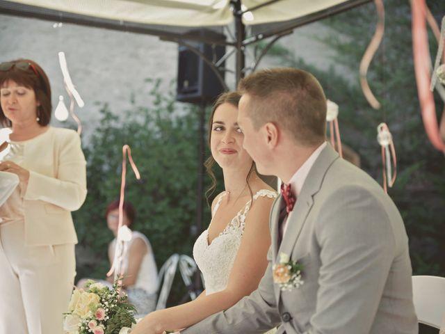 Le mariage de Jérémy et Elise à Draillant, Haute-Savoie 29