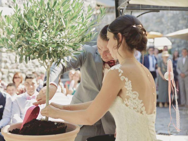 Le mariage de Jérémy et Elise à Draillant, Haute-Savoie 30