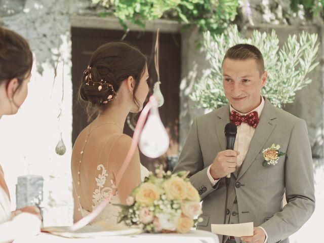 Le mariage de Jérémy et Elise à Draillant, Haute-Savoie 31