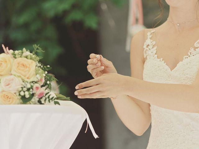 Le mariage de Jérémy et Elise à Draillant, Haute-Savoie 32