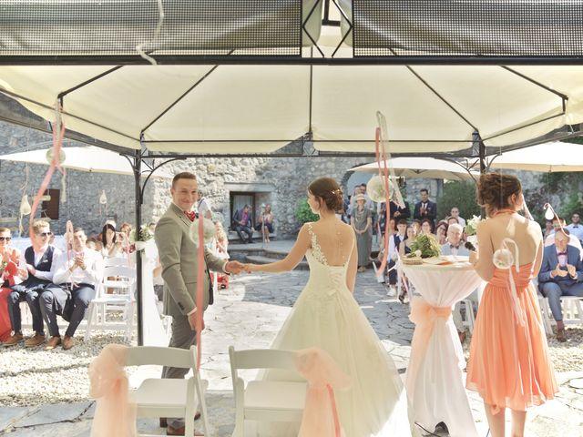 Le mariage de Jérémy et Elise à Draillant, Haute-Savoie 33