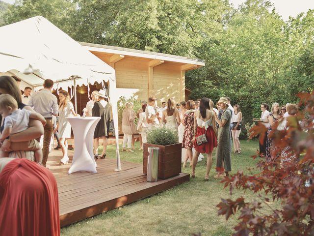 Le mariage de Jérémy et Elise à Draillant, Haute-Savoie 42