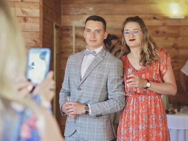 Le mariage de Jérémy et Elise à Draillant, Haute-Savoie 44