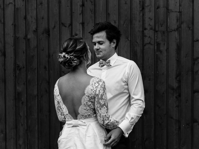 Le mariage de Arnaud et Amandine à Champigné, Maine et Loire 10