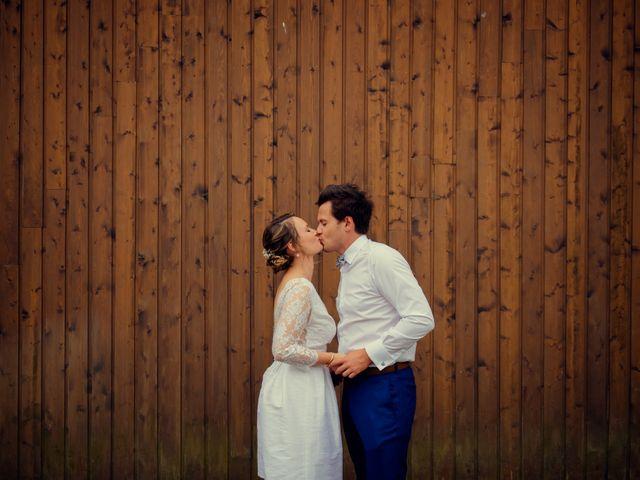 Le mariage de Arnaud et Amandine à Champigné, Maine et Loire 11