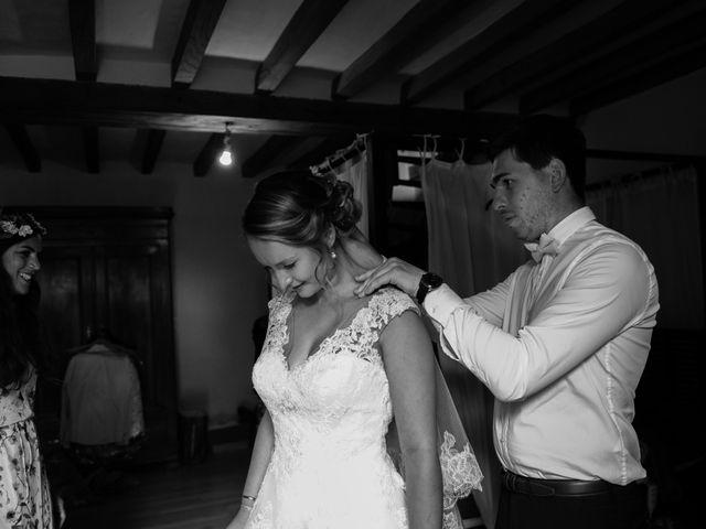Le mariage de Arnaud et Amandine à Champigné, Maine et Loire 17