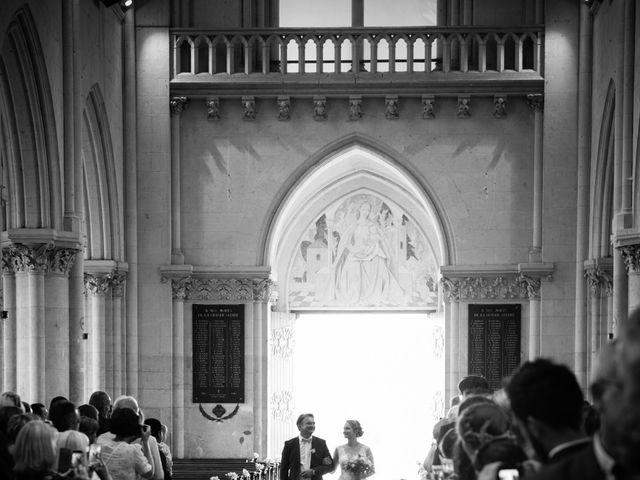 Le mariage de Arnaud et Amandine à Champigné, Maine et Loire 23