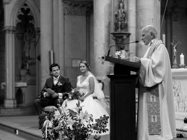 Le mariage de Arnaud et Amandine à Champigné, Maine et Loire 26