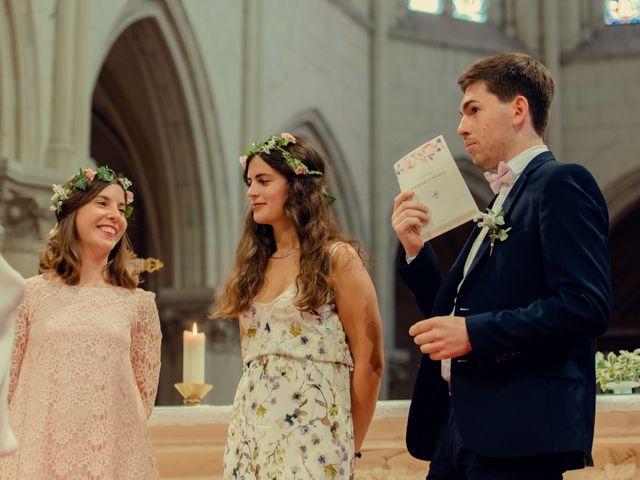 Le mariage de Arnaud et Amandine à Champigné, Maine et Loire 27
