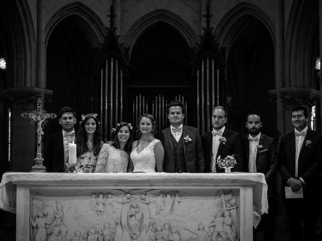 Le mariage de Arnaud et Amandine à Champigné, Maine et Loire 32