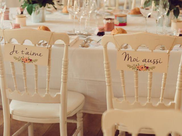 Le mariage de Arnaud et Amandine à Champigné, Maine et Loire 39