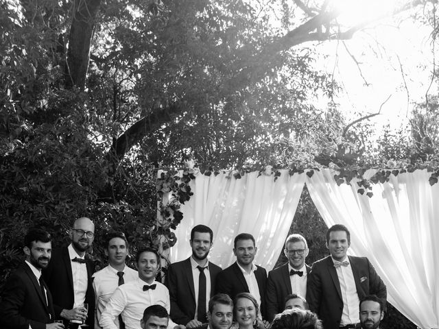 Le mariage de Arnaud et Amandine à Champigné, Maine et Loire 53