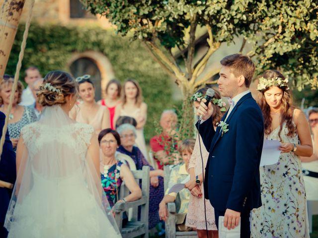Le mariage de Arnaud et Amandine à Champigné, Maine et Loire 54