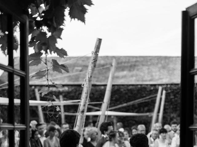 Le mariage de Arnaud et Amandine à Champigné, Maine et Loire 56