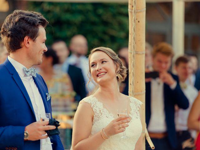 Le mariage de Arnaud et Amandine à Champigné, Maine et Loire 57