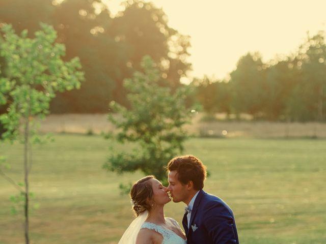 Le mariage de Arnaud et Amandine à Champigné, Maine et Loire 60