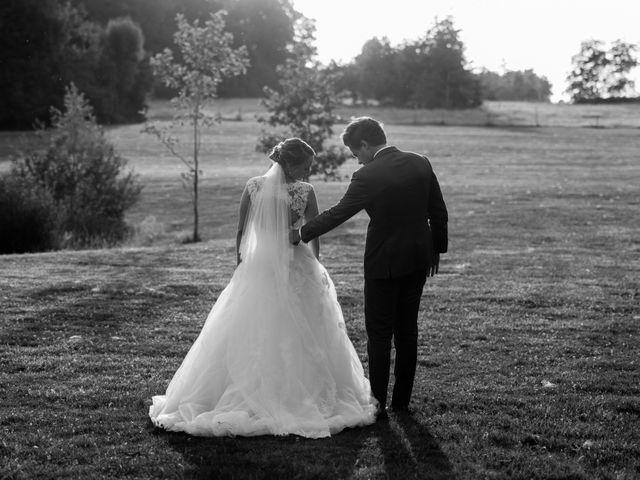 Le mariage de Arnaud et Amandine à Champigné, Maine et Loire 64