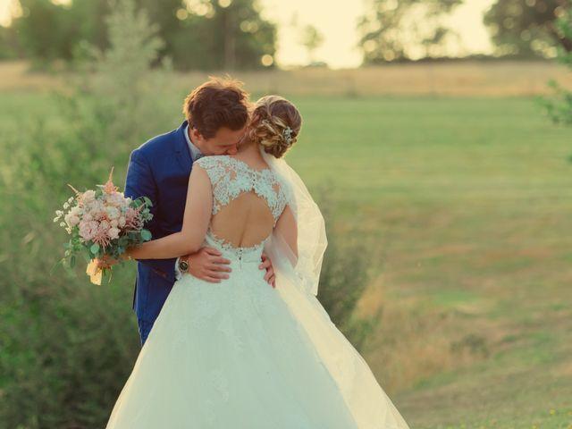 Le mariage de Arnaud et Amandine à Champigné, Maine et Loire 67