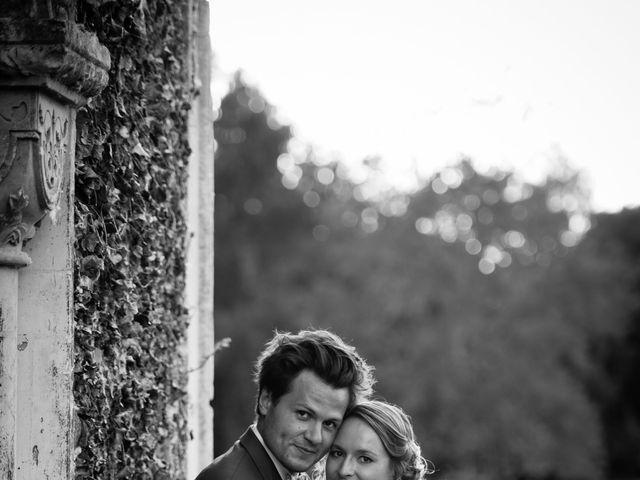 Le mariage de Arnaud et Amandine à Champigné, Maine et Loire 69