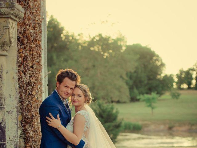 Le mariage de Arnaud et Amandine à Champigné, Maine et Loire 70