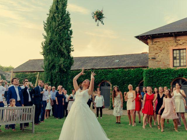 Le mariage de Arnaud et Amandine à Champigné, Maine et Loire 71