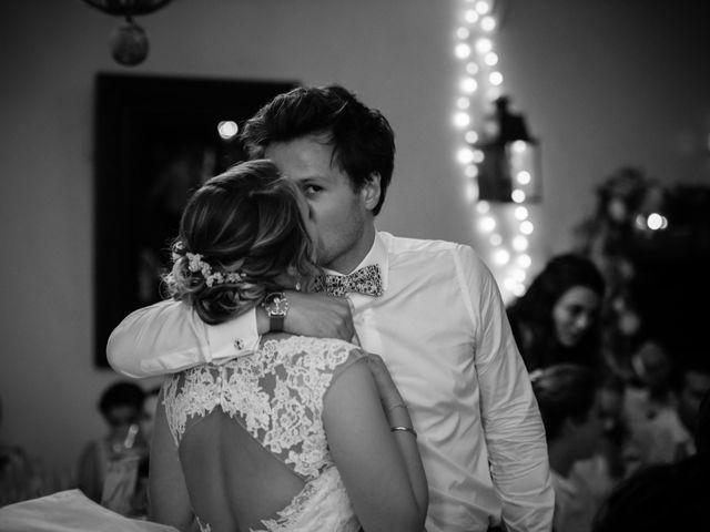 Le mariage de Arnaud et Amandine à Champigné, Maine et Loire 75