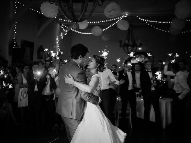 Le mariage de Arnaud et Amandine à Champigné, Maine et Loire 81