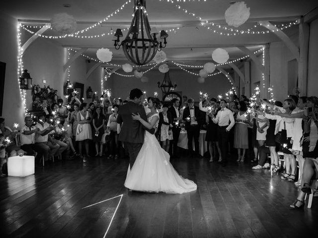 Le mariage de Arnaud et Amandine à Champigné, Maine et Loire 82