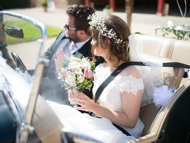 Le mariage de Jarle et Delphine à Bournezeau, Vendée 11