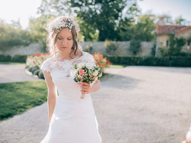 Le mariage de Jarle et Delphine à Bournezeau, Vendée 12