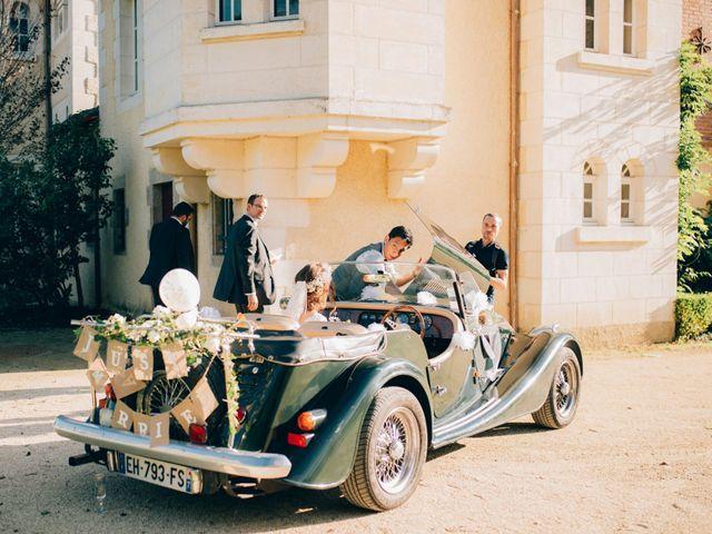 Le mariage de Jarle et Delphine à Bournezeau, Vendée 14