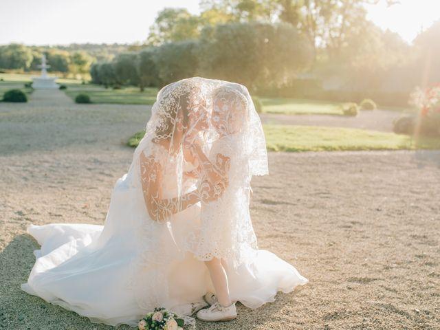 Le mariage de Jarle et Delphine à Bournezeau, Vendée 15