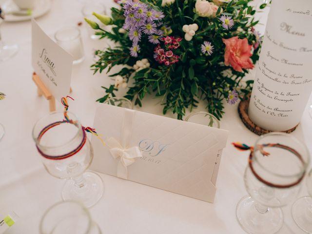 Le mariage de Jarle et Delphine à Bournezeau, Vendée 23